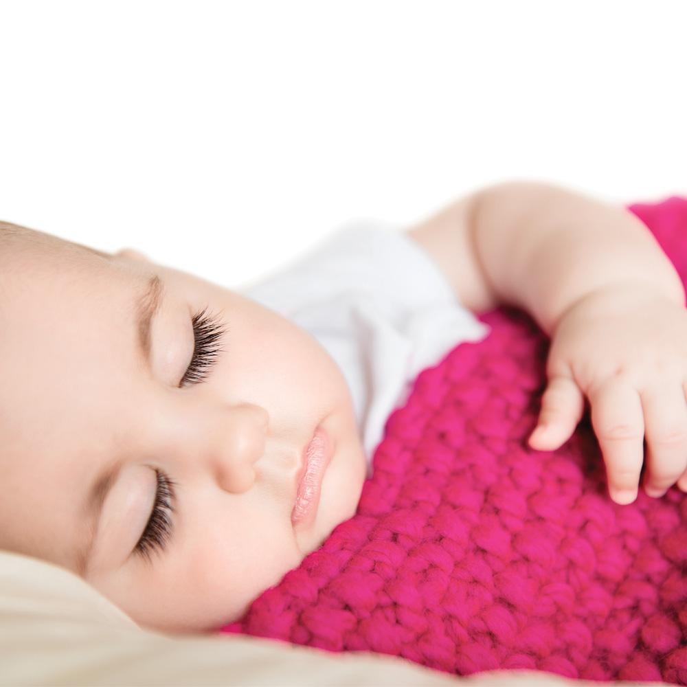 Prolonger le sommeil matinal d'un bébé