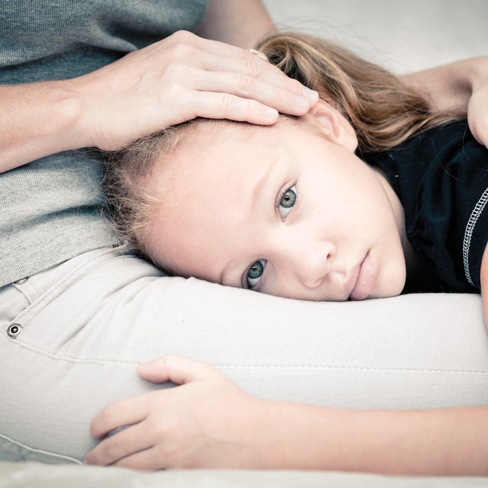 Comment expliquer la séparation à l'enfant