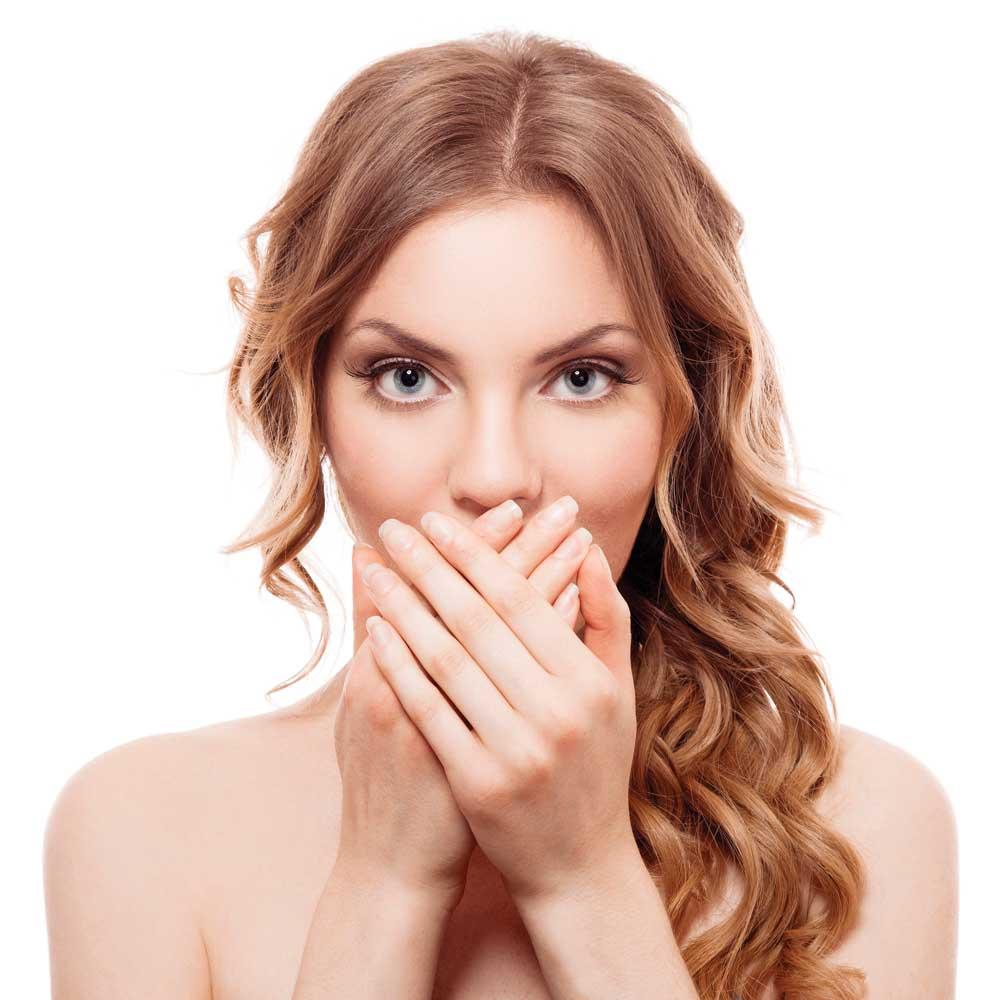 La mauvaise haleine: quoi faire?
