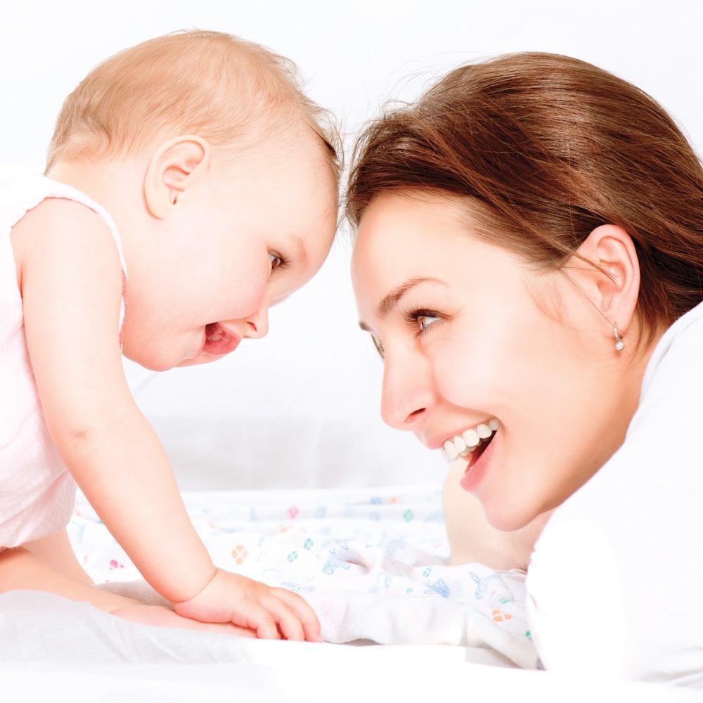 Parler en bébé : une bonne chose?