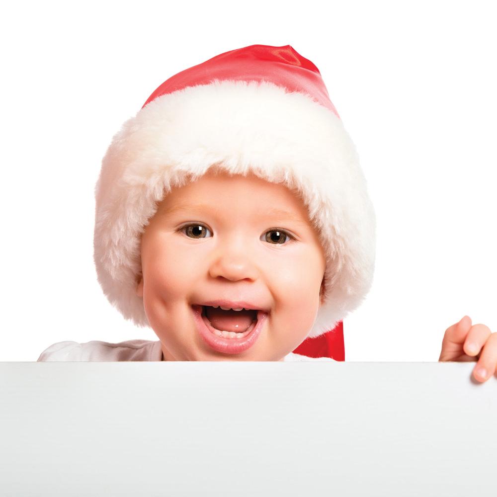 Nouveau bébé: 3 conseils pour survivre au temps des Fêtes