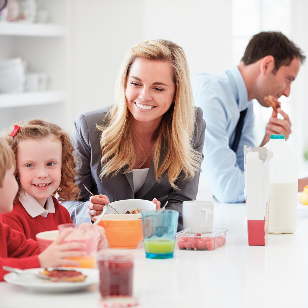 5 trucs pour mieux concilier travail et famille