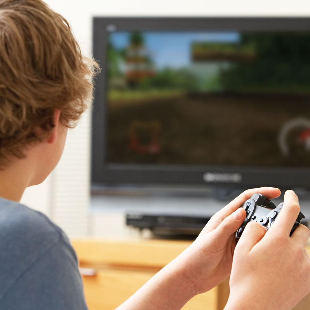 Jeux vidéos: comment débrancher votre ado?