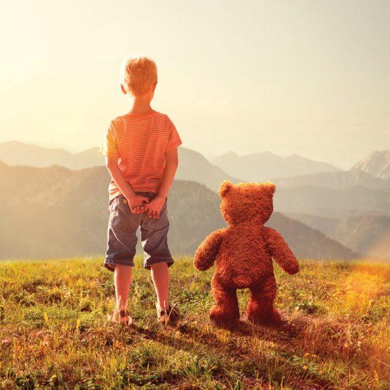 Mon enfant a un ami imaginaire, dois-je m'inquiéter?