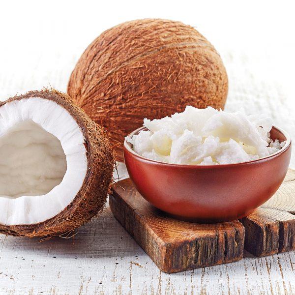 L'huile de coco: bénéfique et polyvalente