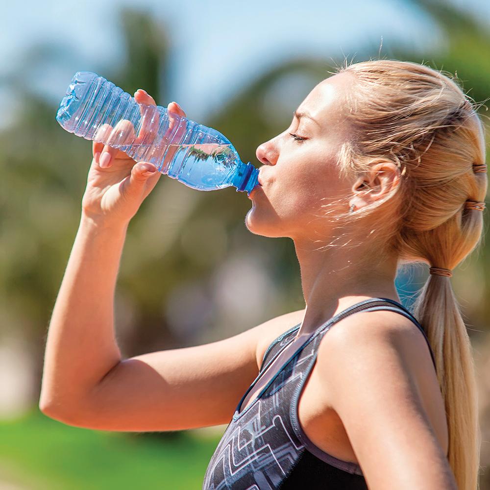 Hydratation: erreurs fréquentes des coureurs