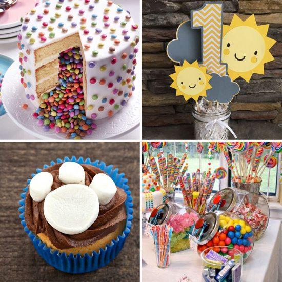 Fête d'enfant: 30 idées originales trouvées sur Pinterest