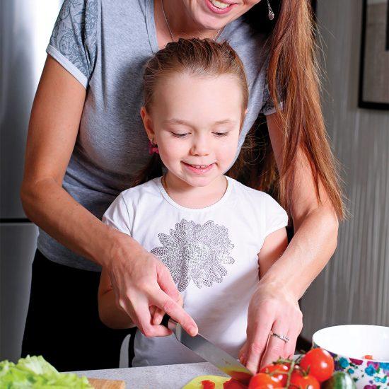 Trucs pour impliquer les enfants dans la cuisine