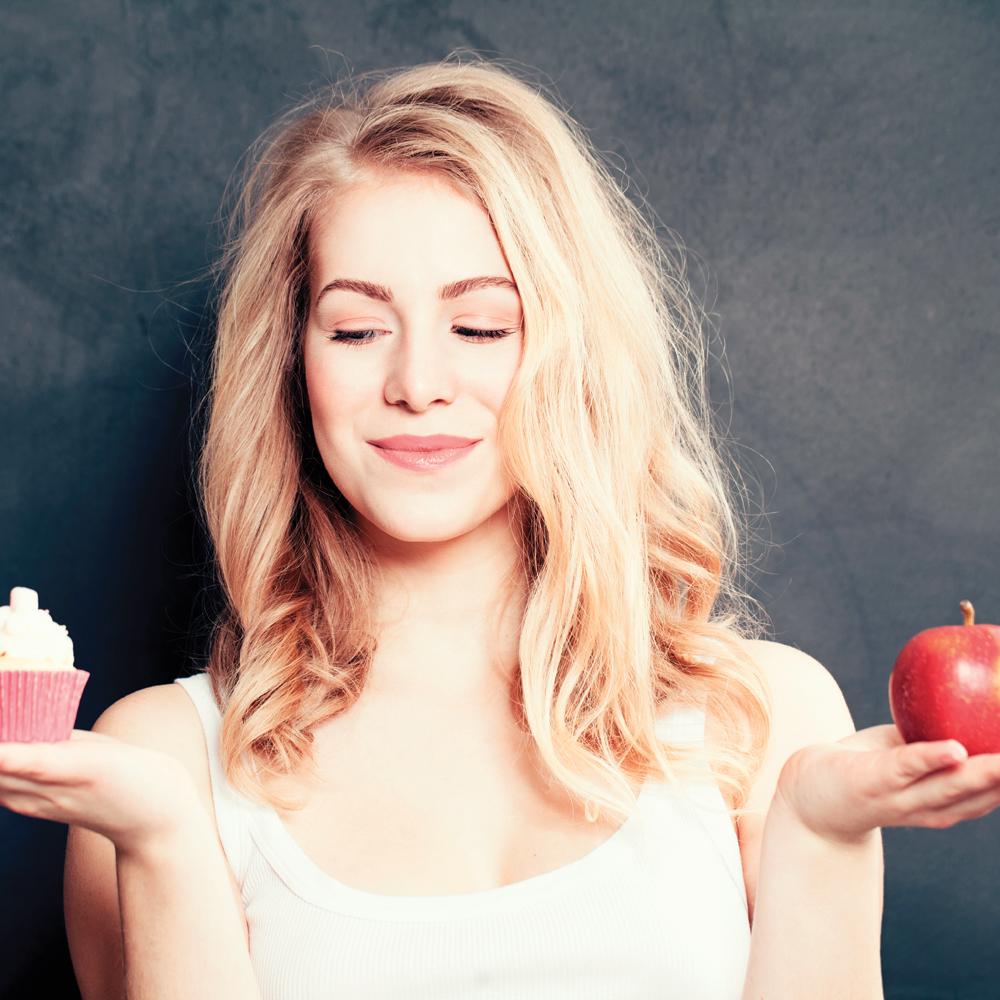 Aux poubelles les régimes, vive l'alimentation intuitive!
