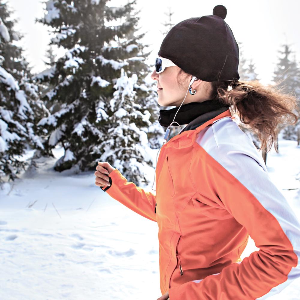 Courir l'hiver: quelques astuces pour mieux s'adapter