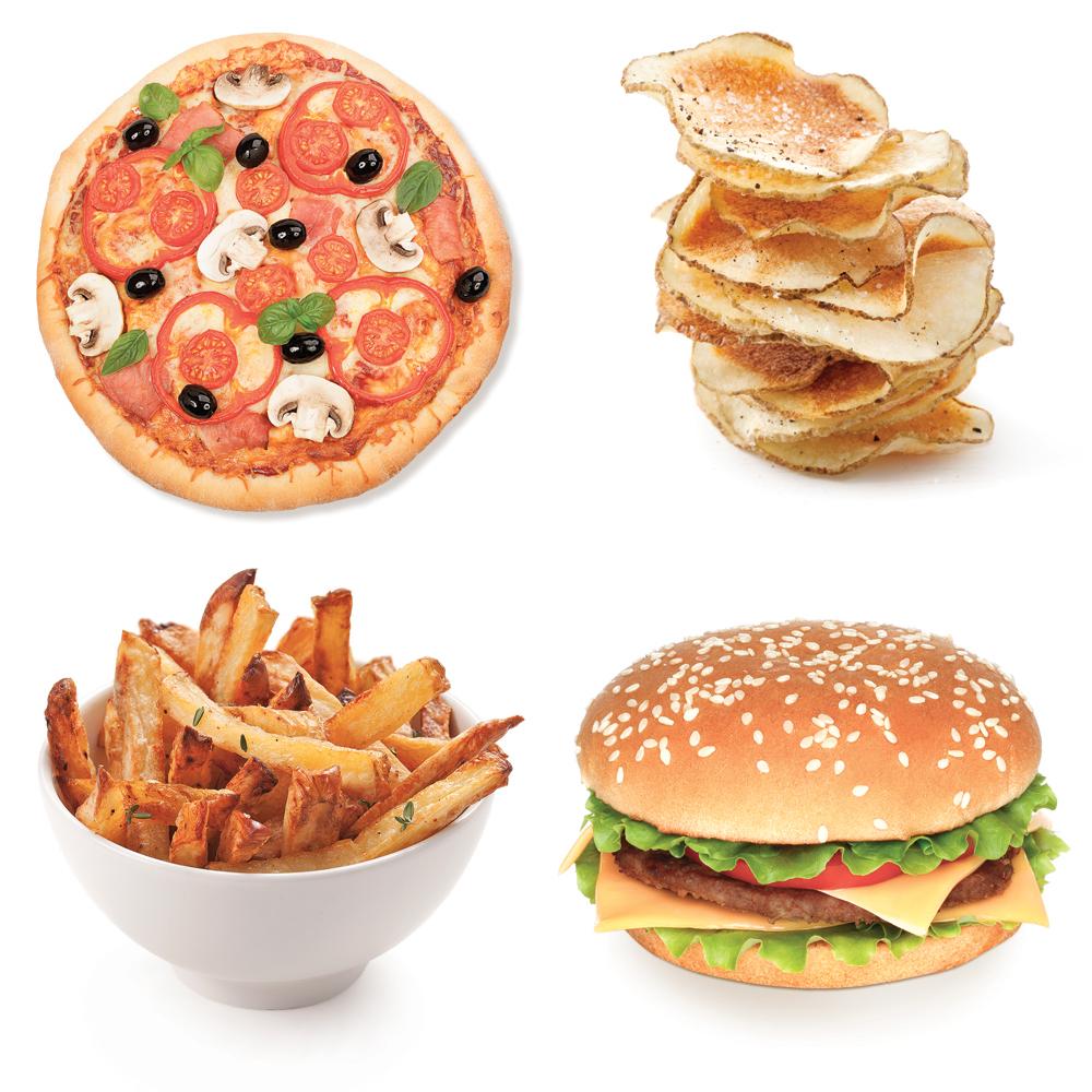 Top 10 des aliments qui nous rendent addict