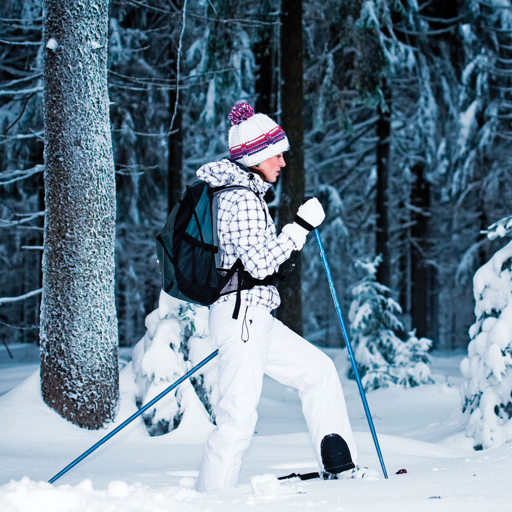 Sports d'hiver: combien de calories je brûle?