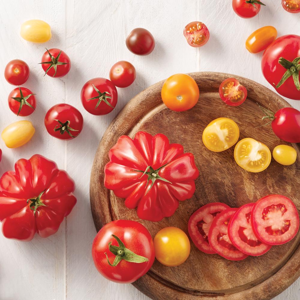 La tomate: des bienfaits dans chaque bouchée