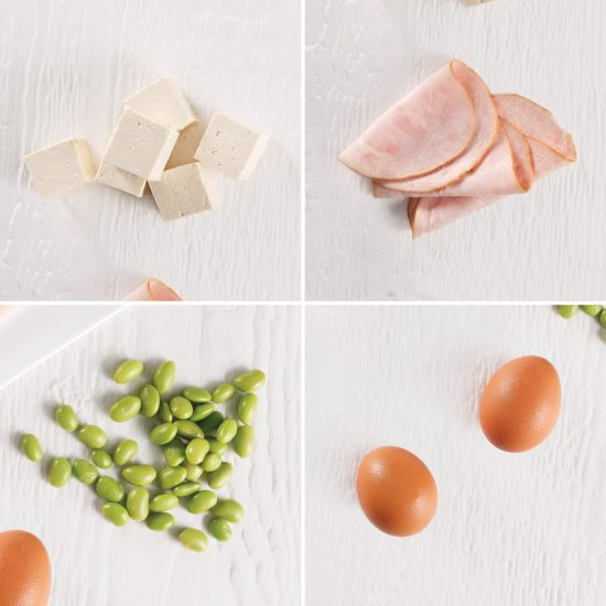 Top 5 des protéines les moins caloriques