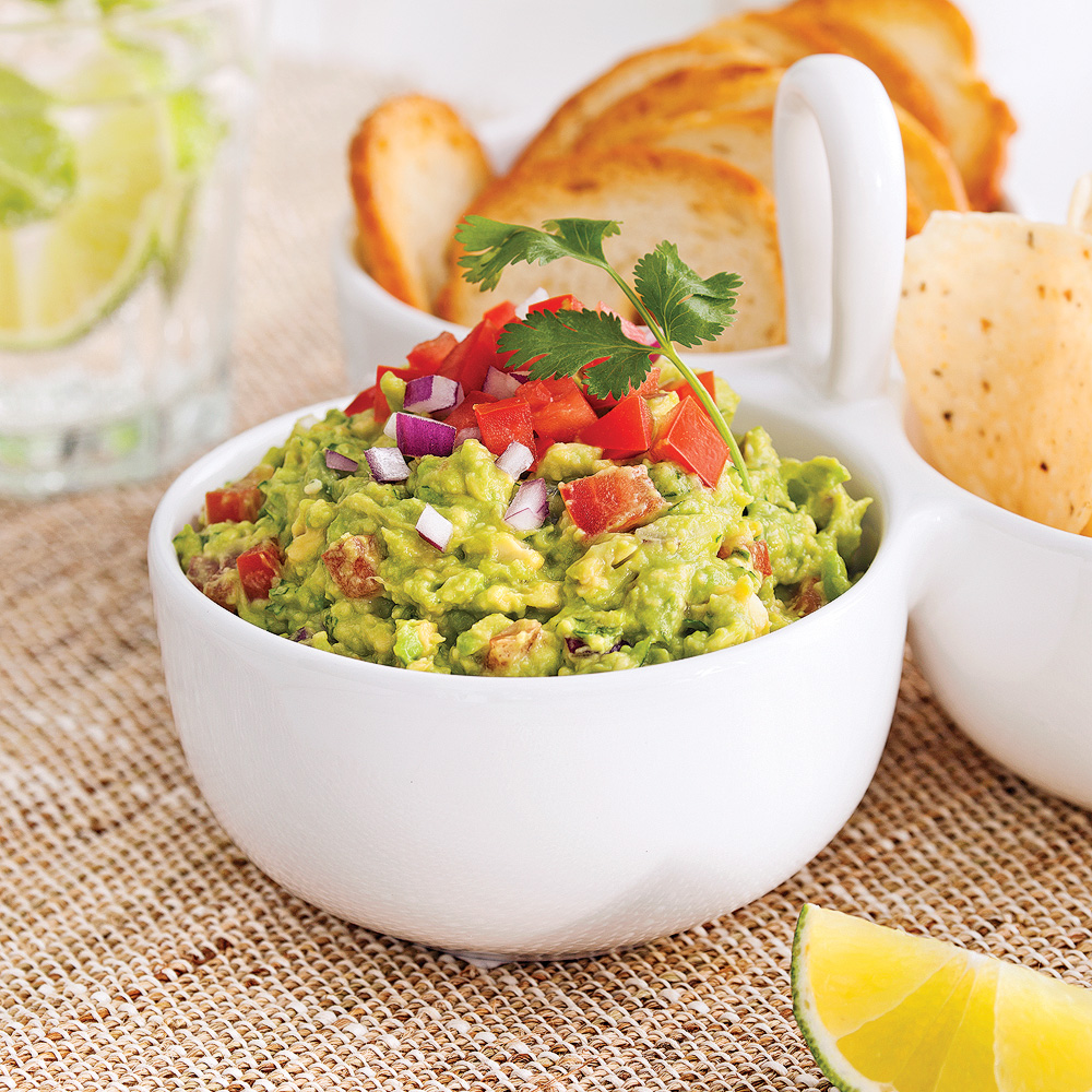 Step by Step: Classic Guacamole