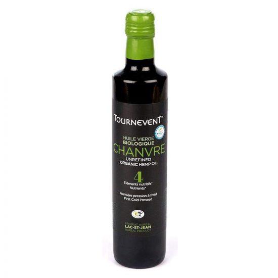 L'huile de chanvre : polyvalente en tout temps!