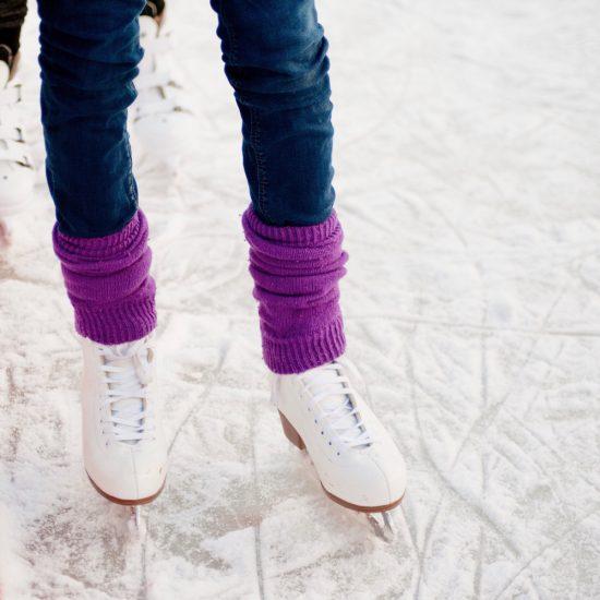 Comment réaliser une patinoire maison?