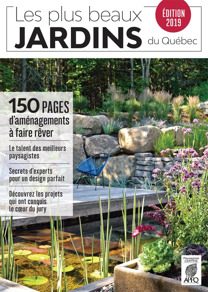 Les plus beaux jardins du Québec 2019