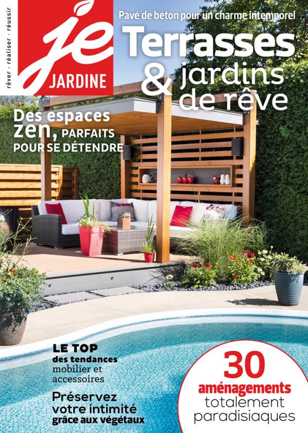 Terrasses et jardins de rêve