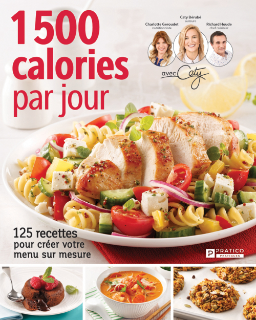 1 500 calories par jour