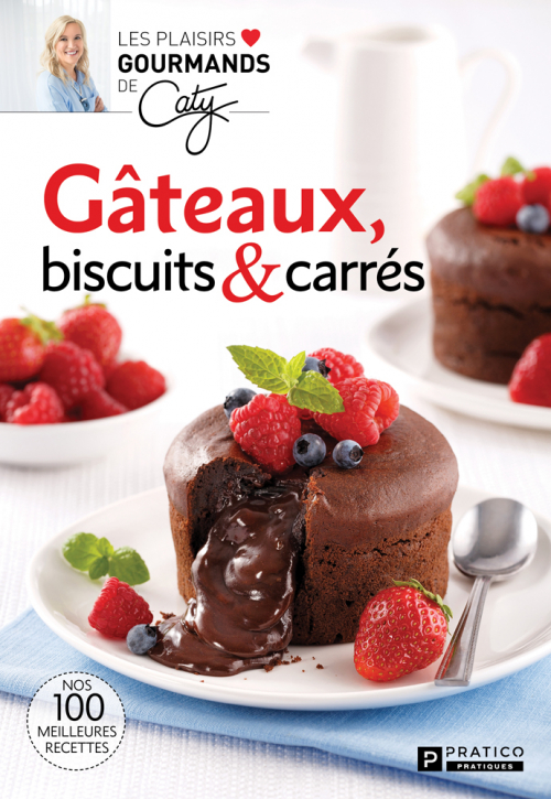 Gâteaux biscuits et carrés