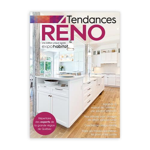 Magazine numérique: Tendances réno