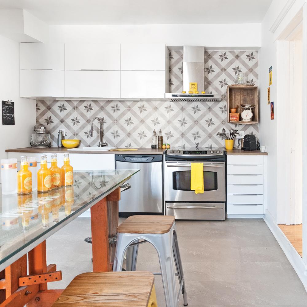 12 idées pas chères pour donner du style à la cuisine   Je Décore