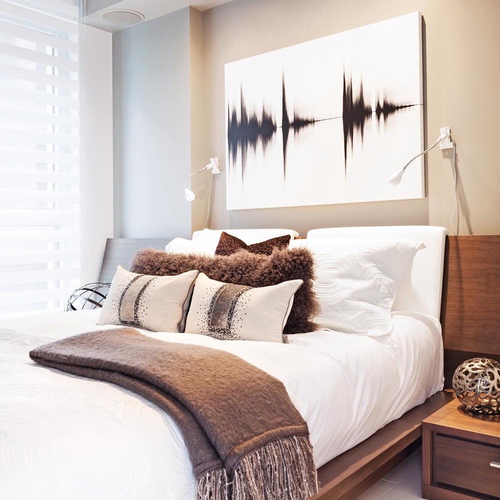 tendance luminaire applique chambre à coucher