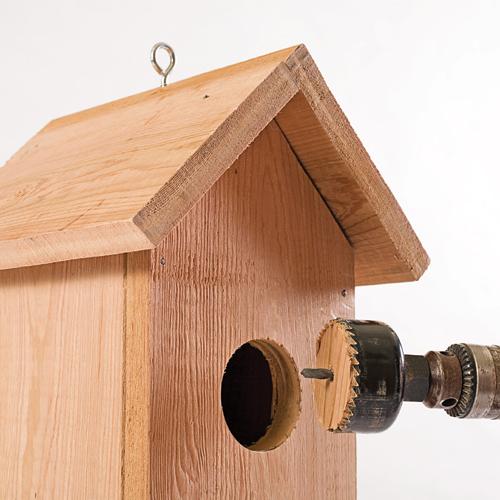 1001 Idees Pour Fabriquer Un Nichoir A Oiseaux Parfait 8