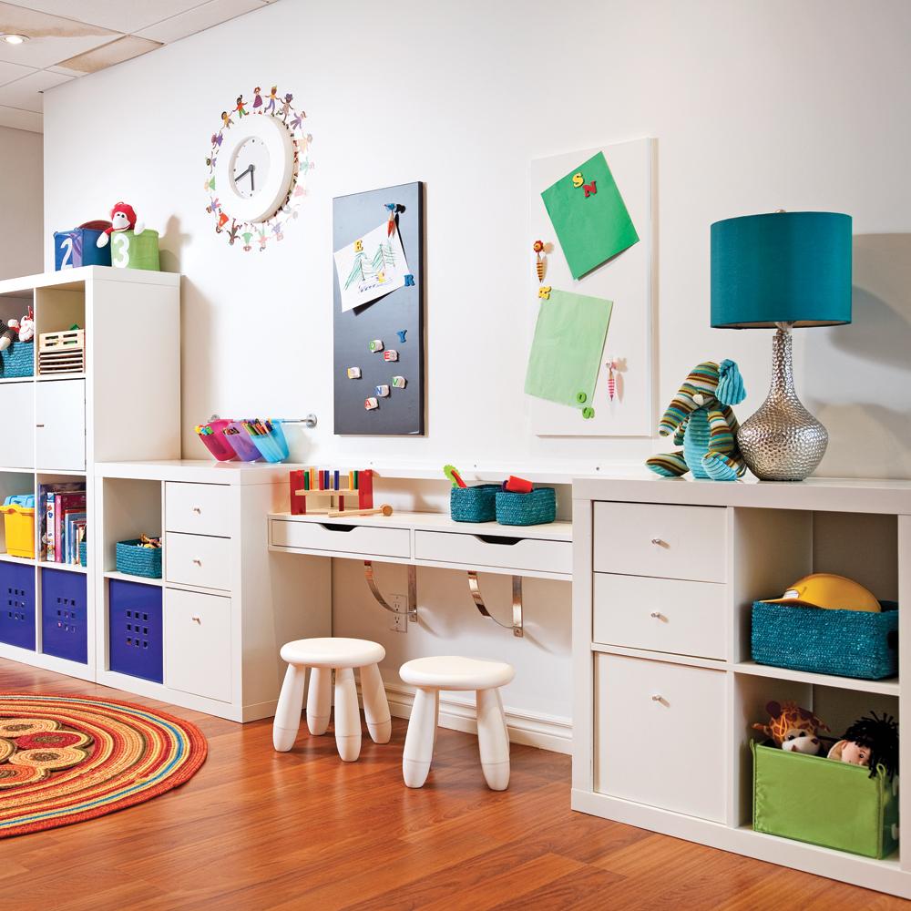 Rangement nos 12 meilleures idées pour les jouets   Je Décore